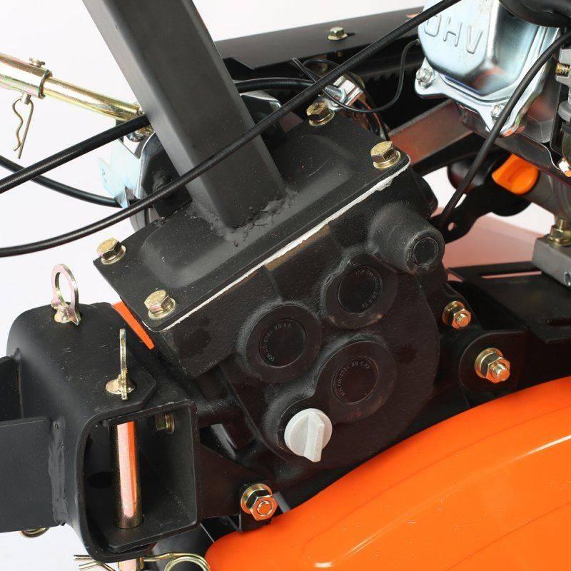 Мотоблок Patriot Калуга М (440107570) бензиновый 7л.с. - фото 5