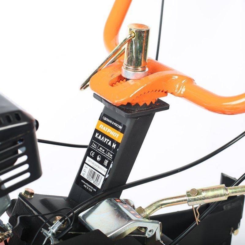 Мотоблок Patriot Калуга М (440107570) бензиновый 7л.с. - фото 8