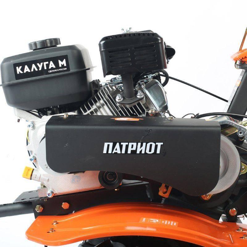Мотоблок Patriot Калуга М (440107570) бензиновый 7л.с. - фото 11