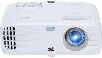 Проектор ViewSonic PX727-4K белый (VS17154)