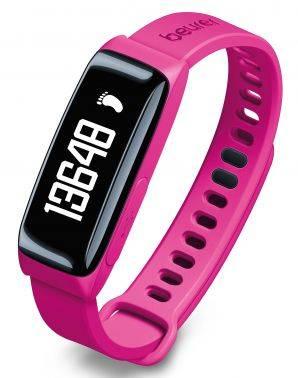 Часы многофункциональные Beurer AS81 розовый