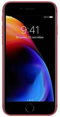 Смартфон Apple iPhone 8 MRRN2RU/A 256ГБ красный