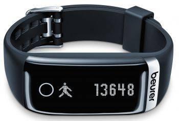 Часы многофункциональные Beurer AS87 черный