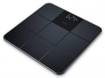 Весы напольные электронные Beurer GS235 черный (757.32)