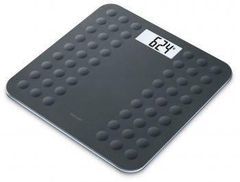 Весы напольные электронные Beurer GS300 черный (756.08)