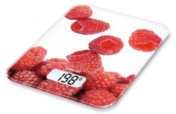 Кухонные весы Beurer KS19 berry рисунок (704.05)
