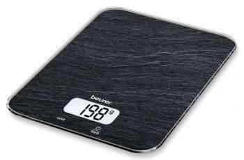 Кухонные весы Beurer KS19 slate рисунок (704.16)