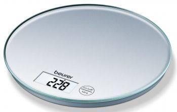 Кухонные весы Beurer KS28 серебристый (708.25)