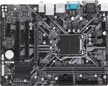 Материнская плата Gigabyte H310M S2P Soc-1151v2 mATX