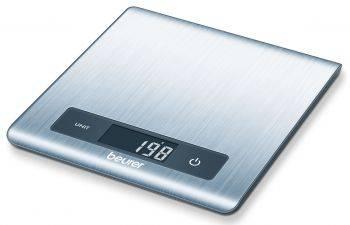 Кухонные весы Beurer KS51 серебристый (706.51)
