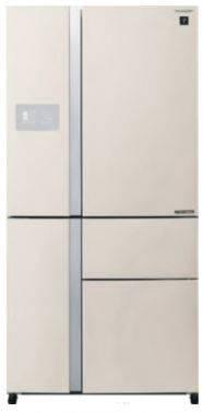 Холодильник Sharp SJ-PX99FBE бежевый