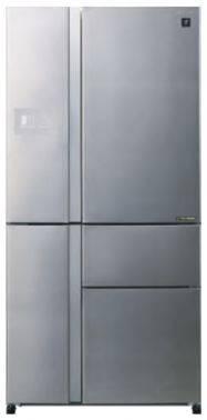 Холодильник Sharp SJ-PX99FSL серебристый