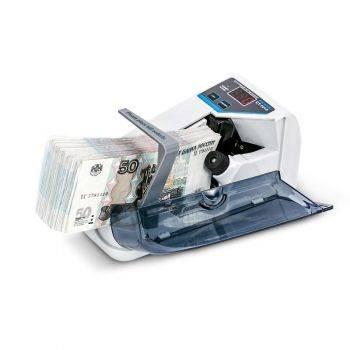 Счетчик банкнот Dors CT1015 белый (SYS-040022)