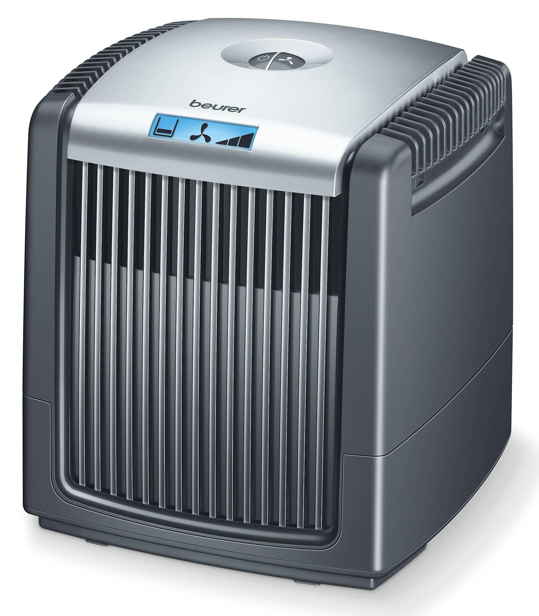 Воздухоочиститель Beurer LW220 4Вт черный (660.16) - фото 1