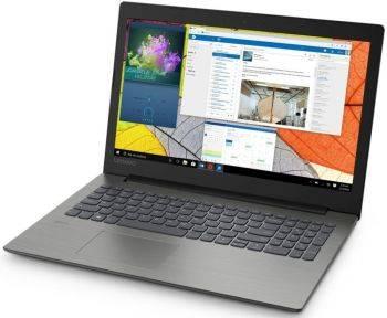 """Ноутбук 15.6"""" Lenovo IdeaPad 330-15IGM черный (81D10087RU)"""