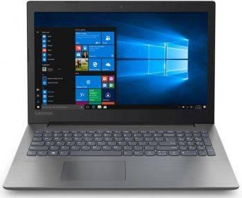 """Ноутбук 15.6"""" Lenovo IdeaPad 330-15IGM черный (81D1003HRU)"""