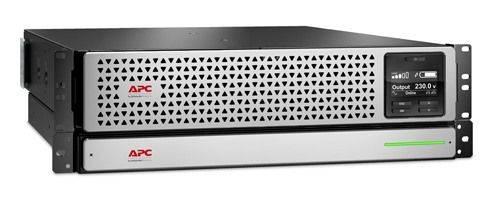 ИБП APC Smart-UPS SRT SRTL1500RMXLI черный - фото 2