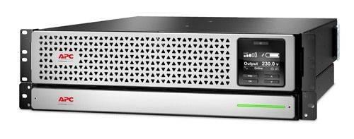 ИБП APC Smart-UPS SRT SRTL1500RMXLI черный - фото 3