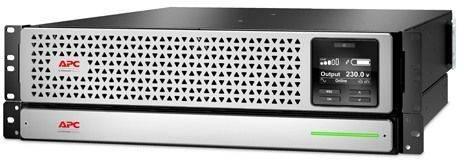 ИБП APC Smart-UPS SRT SRTL1500RMXLI-NC черный - фото 1