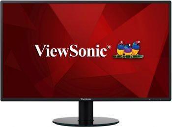 """Монитор 27"""" ViewSonic VA2719-2K-SMHD черный (VS16861)"""