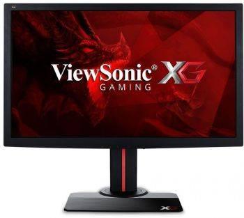 """Монитор 27"""" ViewSonic XG2702 черный (VS17019)"""