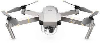 Квадрокоптер DJI Mavic Pro Platinum платиновый