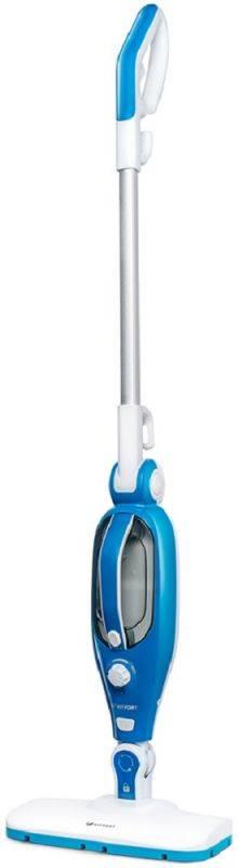Паровая швабра Kitfort КТ-1005-1 голубой - фото 1