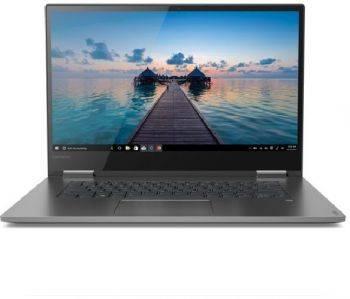 """Трансформер 15.6"""" Lenovo Yoga 730-15IKB серый (81CU0020RU)"""