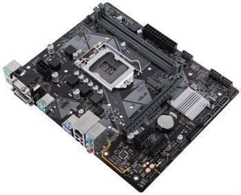Материнская плата Asus PRIME B360M-K Soc-1151v2 mATX