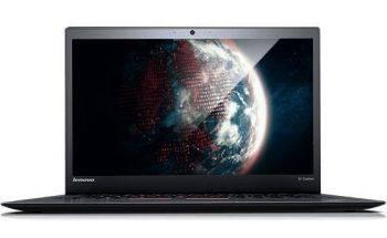 """Ноутбук 14"""" Lenovo ThinkPad X1 Carbon черный (20KH006DRT)"""