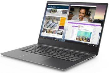 """Ноутбук 14"""" Lenovo IdeaPad 530S-14ARR черный (81H10021RU)"""