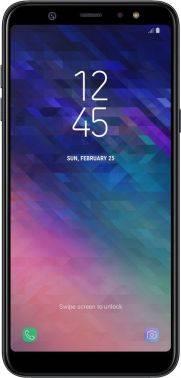 Смартфон Samsung Galaxy A6+ (2018) SM-A605F 32ГБ черный (SM-A605FZKNSER)