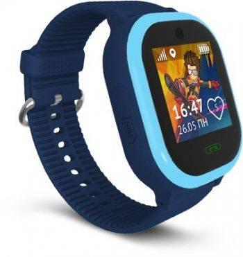 Смарт-часы КНОПКА ЖИЗНИ Aimoto Ocean синий (9200101)