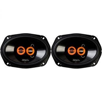Автомобильные колонки Edge EDST219-E6