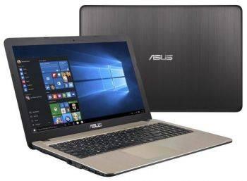 """Ноутбук 15.6"""" Asus VivoBook X540LA-DM1082T черный (90NB0B01-M24520)"""