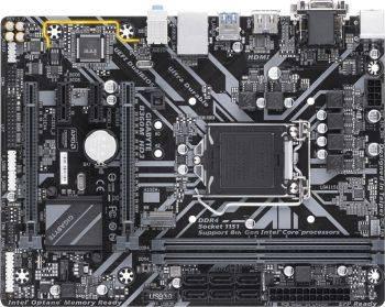 Материнская плата Gigabyte B360M HD3 Soc-1151v2 mATX