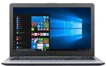 "Ноутбук 15.6"" Asus VivoBook X542UF-DM042T темно-серый (90NB0IJ2-M04770)"