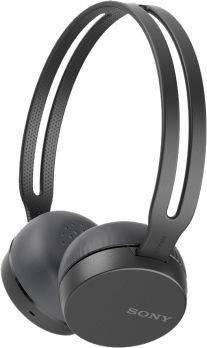 Гарнитура Sony WH-CH400 черный (WHCH400B.E)