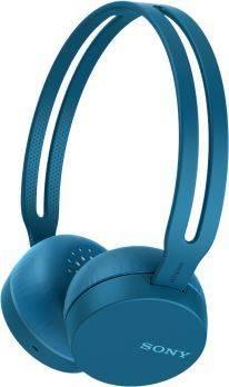 Гарнитура Sony WH-CH400 синий (WHCH400L.E)
