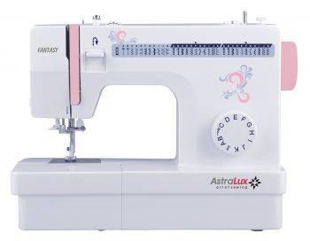 Швейная машина Astralux Fantasy белый