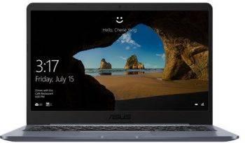 "Ноутбук 14"" Asus VivoBook E406SA-BV011T серый (90NB0HK1-M03490)"