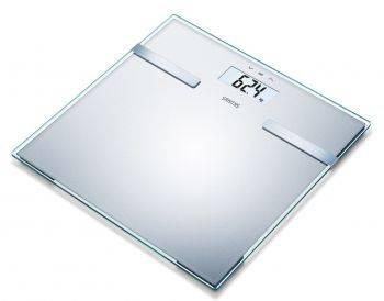 Весы напольные электронные Sanitas SBF14 серый (735.91)