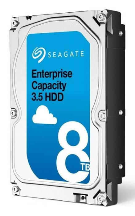 Жесткий диск 8Tb Seagate Exos ST8000NM0075 SAS - фото 1