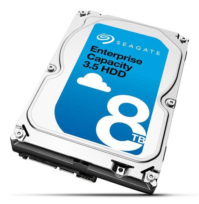 Жесткий диск 8Tb Seagate Exos ST8000NM0075 SAS - фото 2