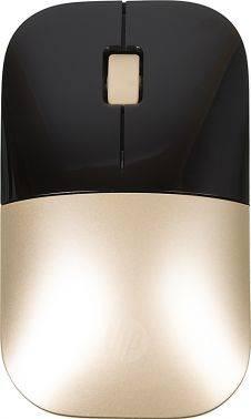 Мышь HP Z3700 черный/золотистый (x7q43aa)