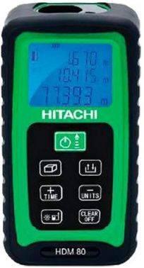 Лазерный дальномер Hitachi HDM80 (HTC-HDM80)