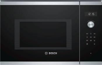 Встраиваемая микроволновая печь Bosch BFL554MS0 нержавеющая сталь