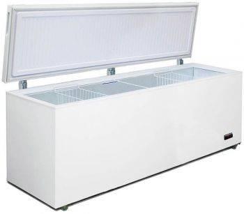 Морозильный ларь Бирюса Б-680VDKY белый