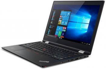 """Трансформер 13"""" Lenovo ThinkPad Yoga L380 черный (20M7002HRT)"""