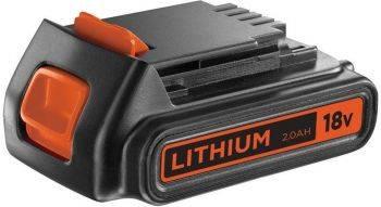Батарея аккумуляторная Black & Decker BL2018-XJ 18В 2Ач Li-Ion